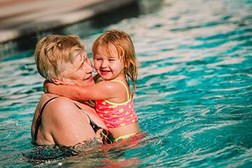 chemical free swimming pool , chlorine free swimming pool