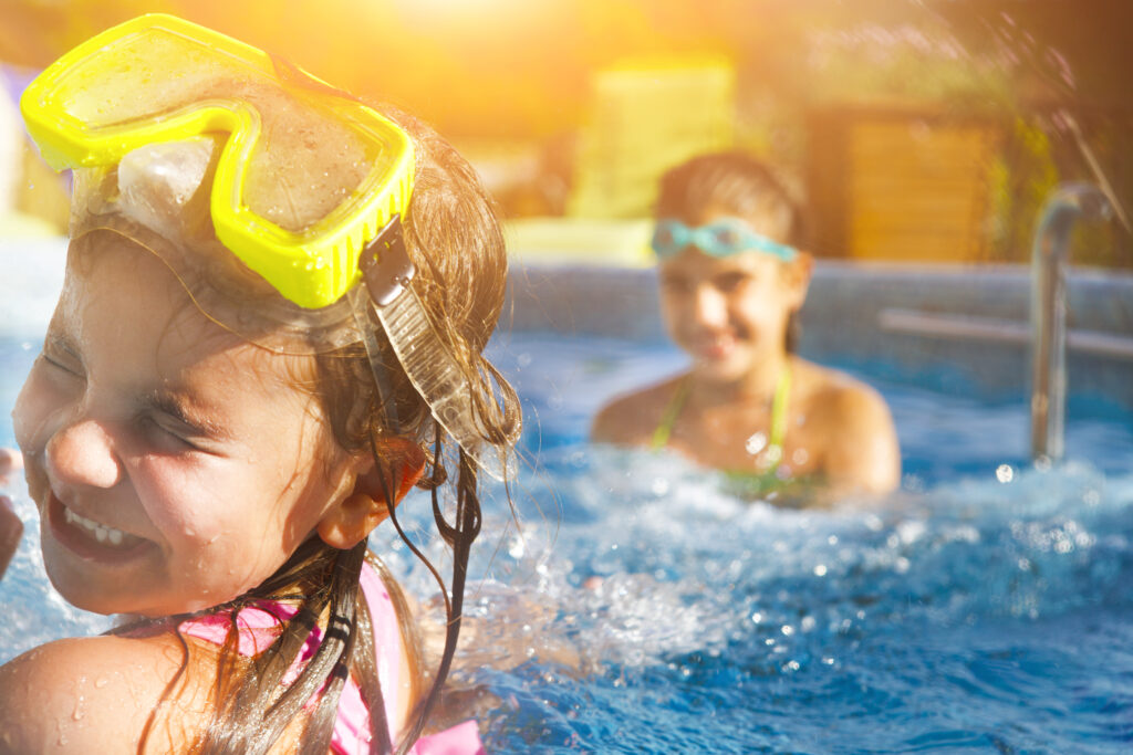 How to remove Chlorine from skin after swimming ,chemical free swimming pool , chlorine free swimming pool