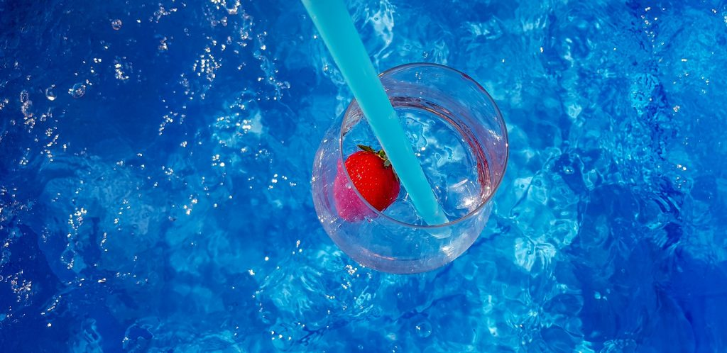 Can you drink pool water? Chemical free water, Chlorine free water.